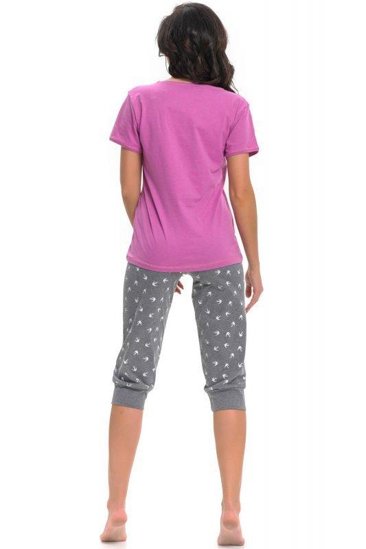 Dn-nightwear PM.9215 piżama damska