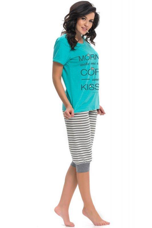 Dn-nightwear PM.9218 piżama damska