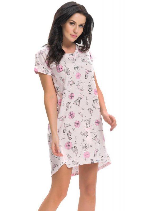 Dn-nightwear TM.9238 koszula nocna