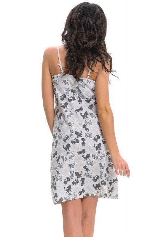 Dn-nightwear TM.9244 koszula nocna