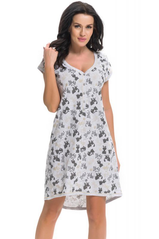 Dn-nightwear TM.9247 koszula nocna