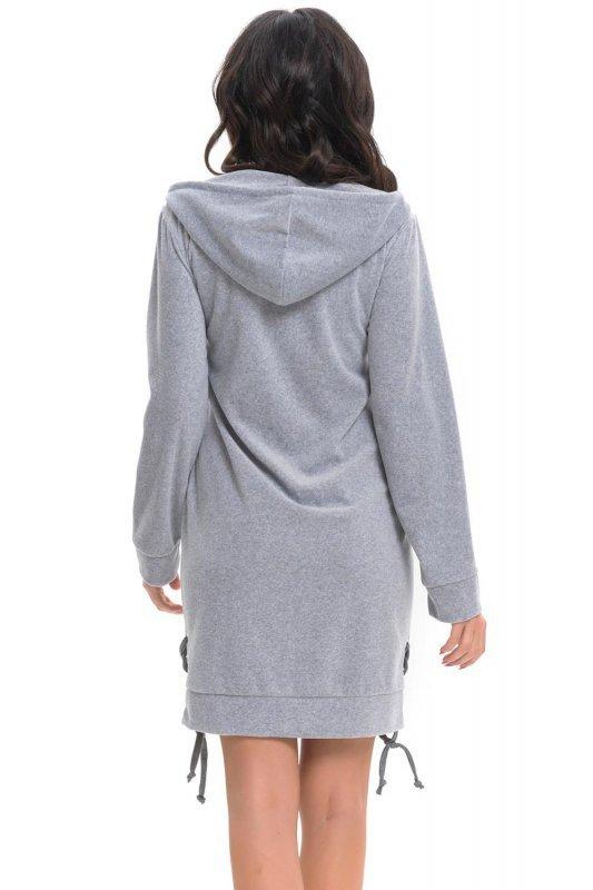 Dn-nightwear SSW.9266 szlafrok damski