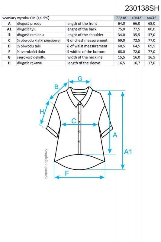 Ennywear 230138 koszula