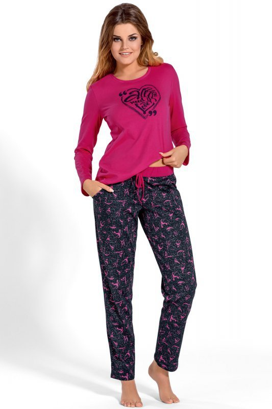 Babella 3109 piżama damska