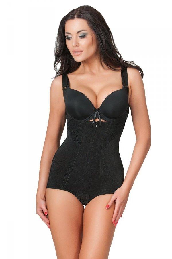 Linea Fashion Extra Slim black Body korygujące