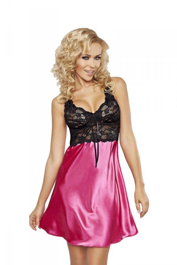 Dkaren Oliwia pink Koszula nocna