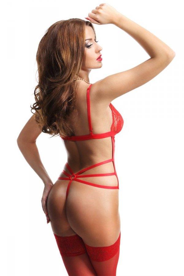 Demoniq Simone red Body