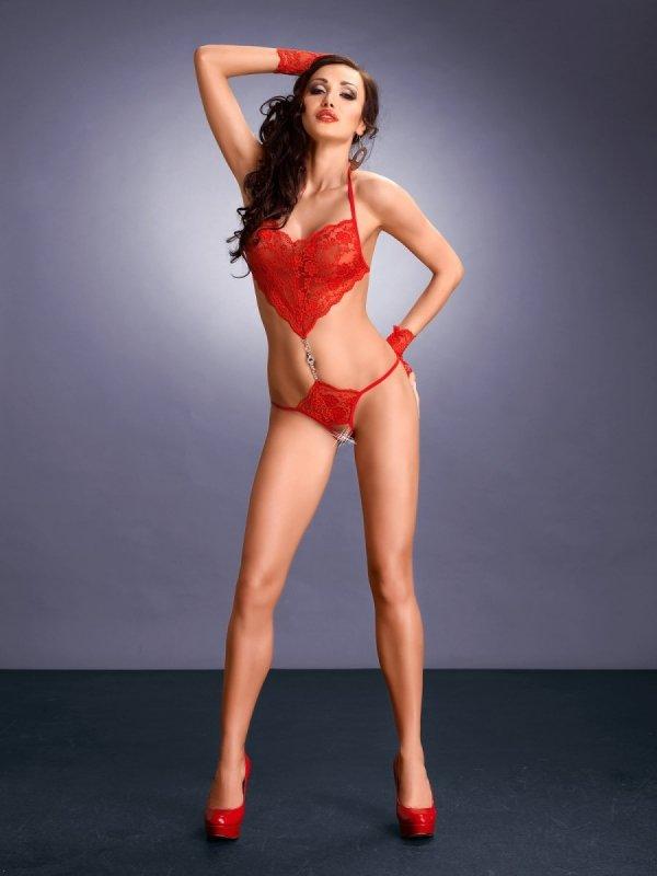 Me Seduce Elza red Body