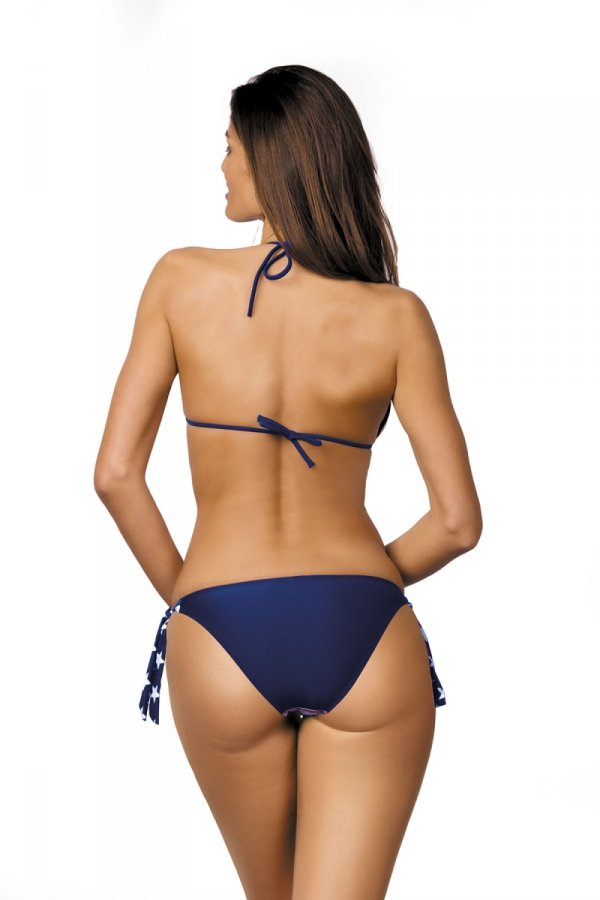 Kostium kąpielowy Marko Nicki M-284 Blu scuro (26)