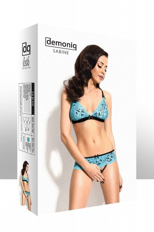 Demoniq Sabine turquoise Komplet