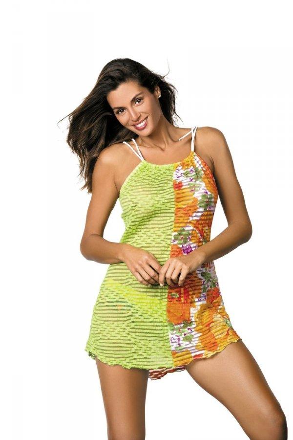 Marko Tunika plażowa Jenna M-416 Smile