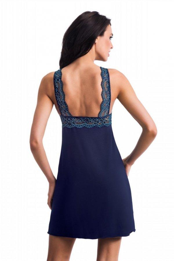 Donna Laila dark blue Koszula nocna