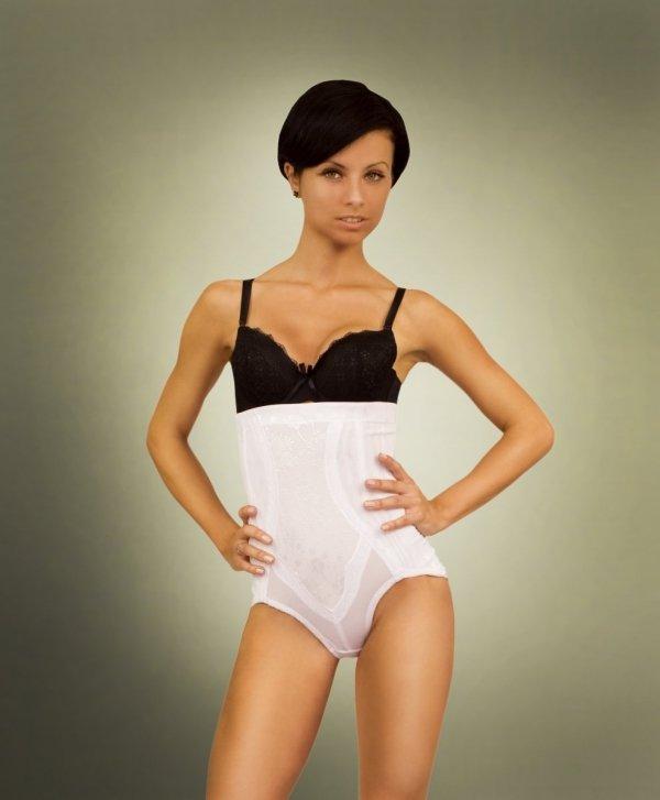 Linea Fashion 521 white Figi korygujące