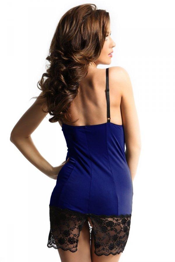 Demoniq Rachel blue Koszulka