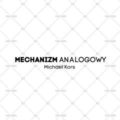 mechanizm analogowy Michael Kors