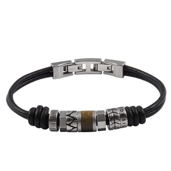 bransoletka Fossil JF84196040 • ONE ZERO • Modne zegarki i biżuteria • Autoryzowany sklep