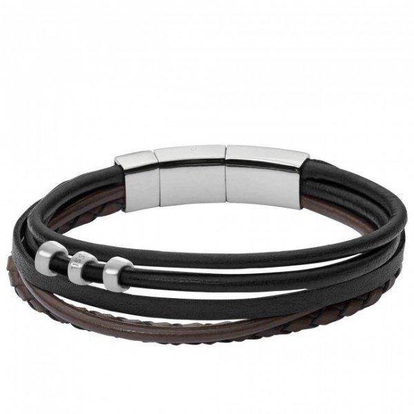 bransoletka Fossil JF02212040 • ONE ZERO • Modne zegarki i biżuteria • Autoryzowany sklep