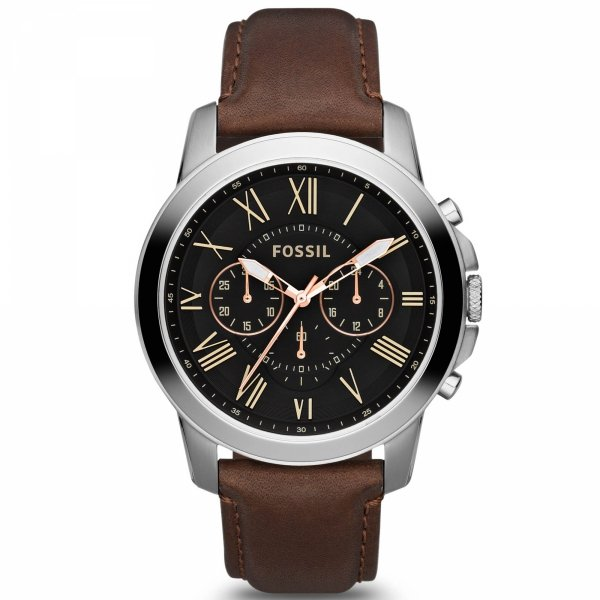 zegarek Fossil FS4813 - ONE ZERO Autoryzowany Sklep z zegarkami i biżuterią