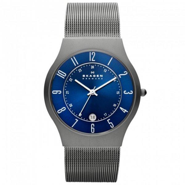 zegarek Skagen 233XLTTN - ONE ZERO Autoryzowany Sklep z zegarkami i biżuterią