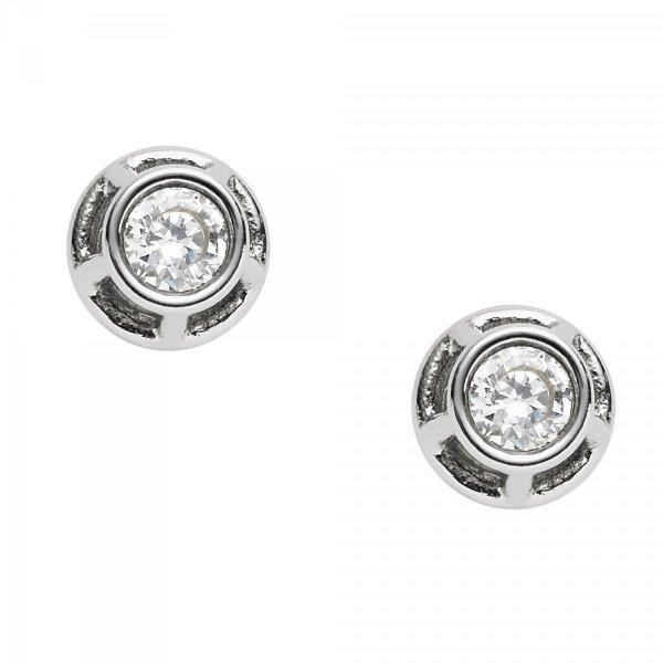 kolczyki Fossil JF02411040 • ONE ZERO • Modne zegarki i biżuteria • Autoryzowany sklep