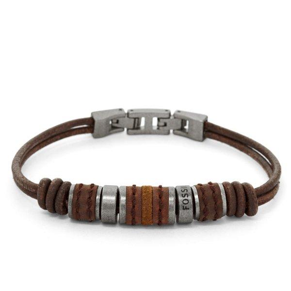 bransoletka Fossil JF00900797 • ONE ZERO • Modne zegarki i biżuteria • Autoryzowany sklep