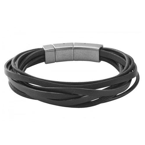 bransoletka Fossil JF86182040 • ONE ZERO • Modne zegarki i biżuteria • Autoryzowany sklep