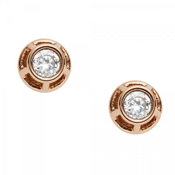 kolczyki Fossil JF02412791 • ONE ZERO • Modne zegarki i biżuteria • Autoryzowany sklep