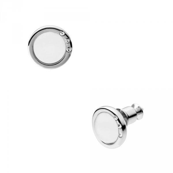 kolczyki Skagen SKJ0103040 • ONE ZERO • Modne zegarki i biżuteria • Autoryzowany sklep