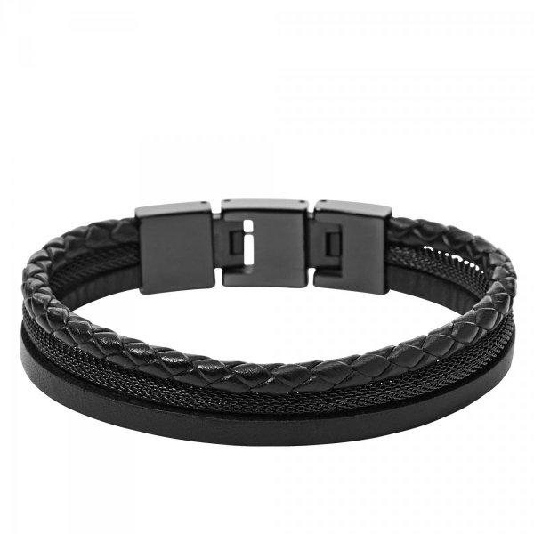 bransoletka Fossil JF01680001 • ONE ZERO • Modne zegarki i biżuteria • Autoryzowany sklep