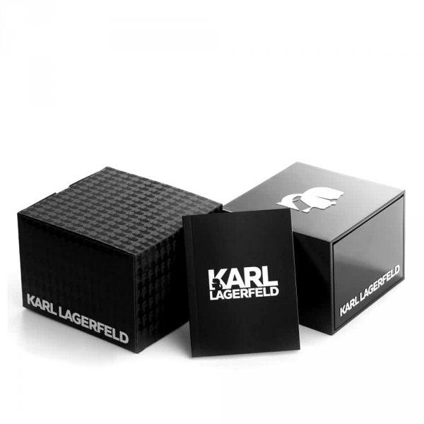 pudełko do zegarka Karl Lagerfeld • ONE ZERO • Modne zegarki i biżuteria • Autoryzowany sklep