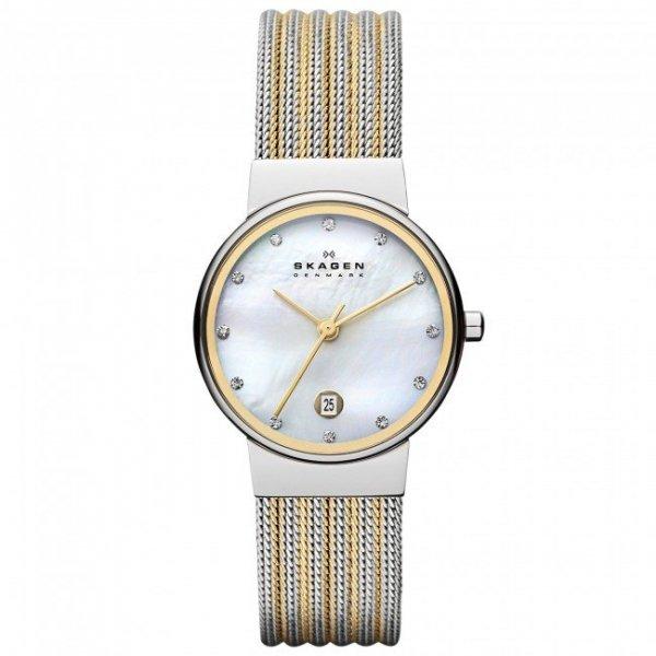 zegarek Skagen 355SSGS - ONE ZERO Autoryzowany Sklep z zegarkami i biżuterią