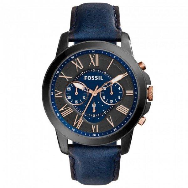 zegarek Fossil FS5061 - ONE ZERO Autoryzowany Sklep z zegarkami i biżuterią