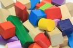Klocki elementem budowy wyobraźni dziecka