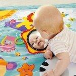 Maty edukacyjne dla niemowląt
