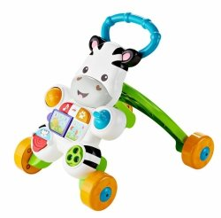 Interaktywny chodzik Zebra Fisher Price DPL53