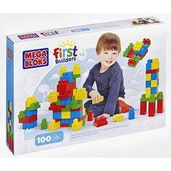 Klocki First Builders 100 el. Mega Bloks CXP09