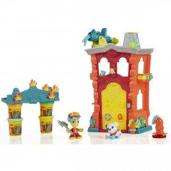 Ciastolina zestaw Remiza strażacka Town Play-Doh Hasbro B3415