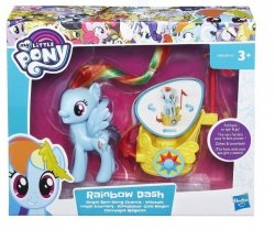 Rainbow Dash Kucykowy Rydwan My Little Pony Hasbro B9835