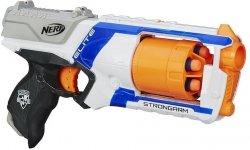 Pistolet Nerf N-Strike Elite Strongarm + 6 strzałek Hasbro 36033