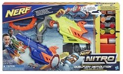 Wyrzutnia NERF Nitro Duelfury Demolition Hasbro C0817
