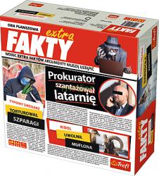 Gra planszowa Extra Fakty Trefl 01486