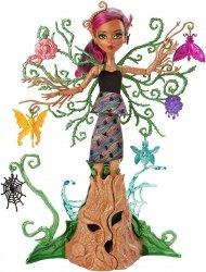 Treesa Thornwillow Leśna Nimfa Lalka Monster High Mattel FCV59