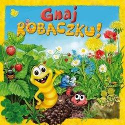 Gra planszowa Gnaj Robaczku! Simba 1132100