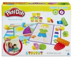 Faktury i narzędzia Ciastolina Play-Doh Hasbro B3408