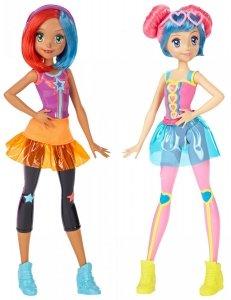 Przyjaciółki Barbie w świecie gier Mattel DTW04