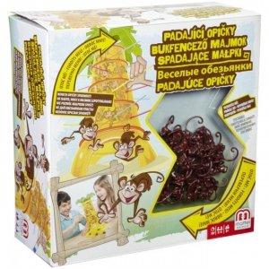 Gra Spadające małpki Mattel 52563