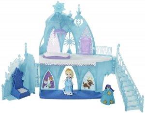 Pałac Elsy z lalką Frozen Kraina Lodu Hasbro B5197