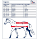 Derka polarowa STARS SU15 Black Iris - Harrys Horse