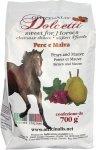 Cukierki dla konia DOLCETTI gruszka i malwa - OFFICINALIS