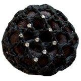 Siatka na włosy z kryształkami - Imperial Ridin